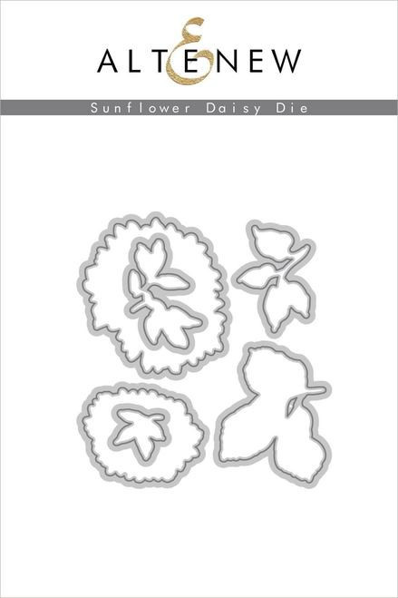Altenew Sunflower Daisy Die Set
