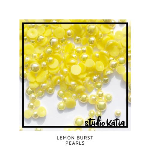 Studio Katia Pearls Lemon Burst