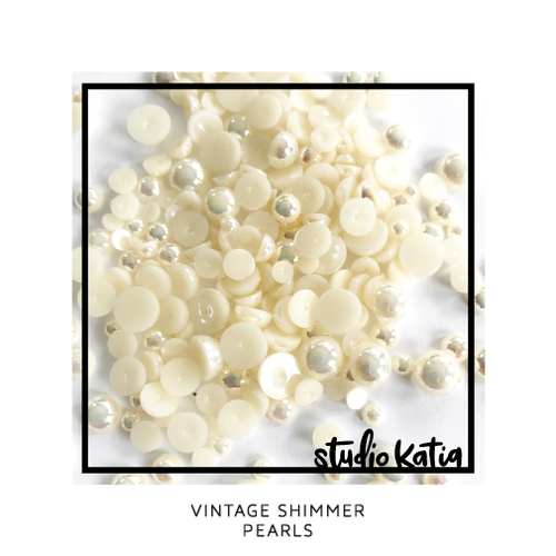 Studio Katia Pearls Vintage Shimmer