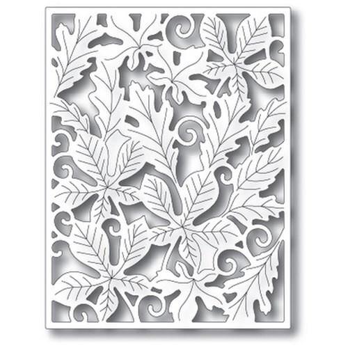 Tutti Designs die Leaves Background