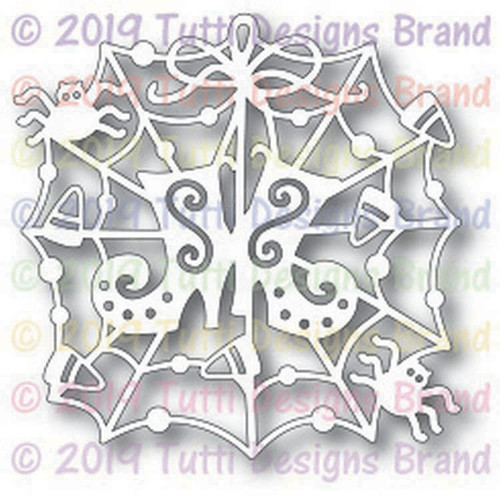 Tutti Designs Halloween Spirit Web