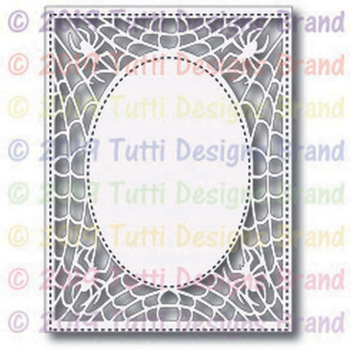 Tutti Designs Stitched Web Frame
