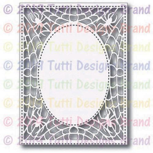 Tutti Designs Stitched Web Frame