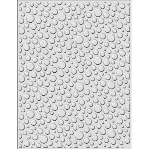 Creative Expressions 3D Bubble Burst embossing folder