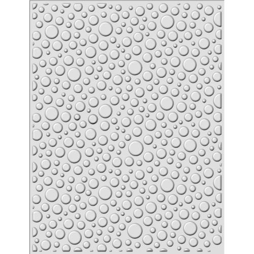 Creative Expressions 3D Bubble Burst embossing folder