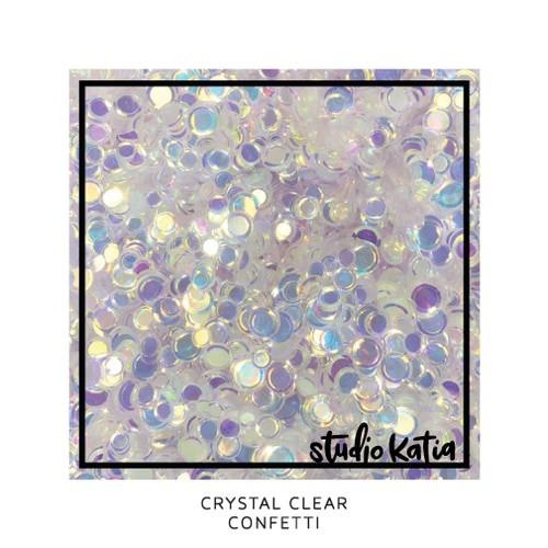 Studio Katia Confetti Crystal Clear