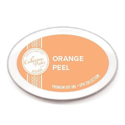 Catherine Pooler Premium Dye Ink Orange Peel