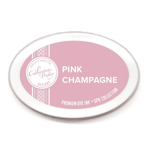 Catherine Pooler Dye Ink  Pink champagne