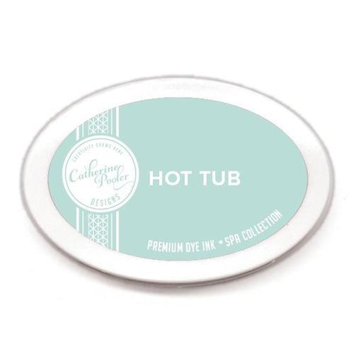 Catherine Pooler Dye Ink Hot Tub