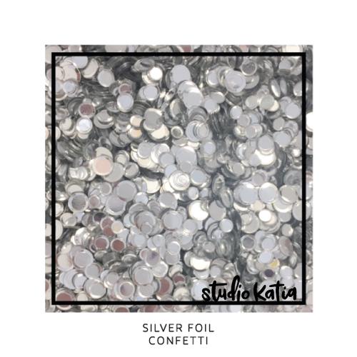 Studio Katia Confetti Silver
