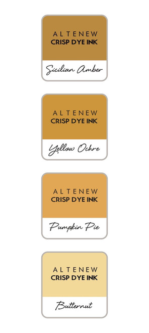 Altenew Mini Dye Ink Set Fall Harvest