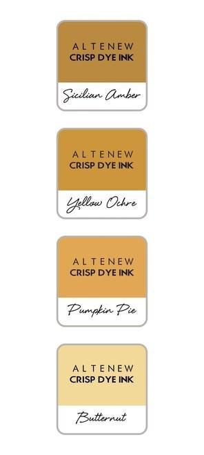 Altenew Mini Dye Ink Fall Harvest