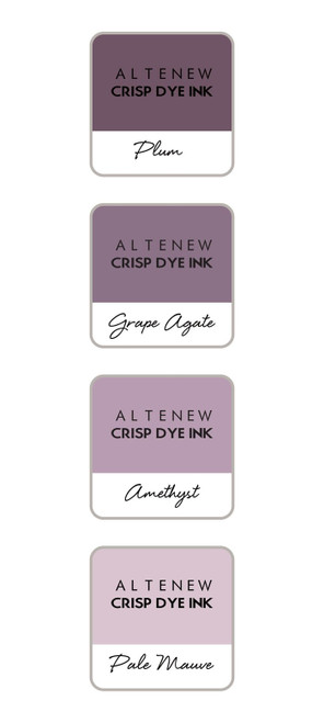 Altenew Mini Dye Ink Set Sugarplums