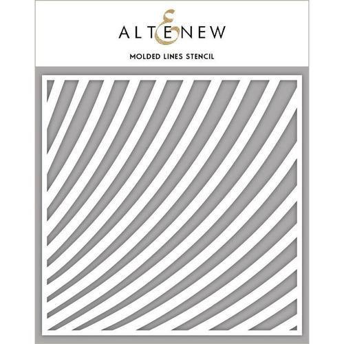 Altenew Stencil Molded Lines