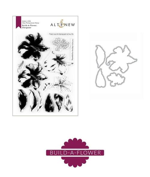 Altenew Build a Flower Stargazer