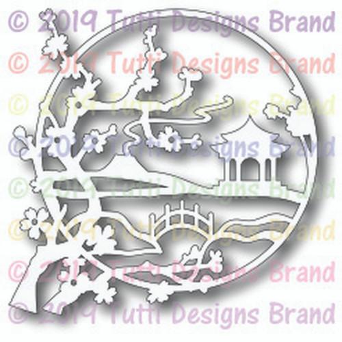 Tutti Designs Asian Landscape