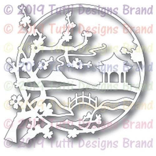 Tutti Designs die Asian Landscape
