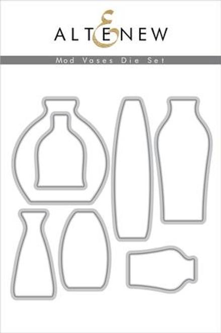 Altenew Mod Vases die set
