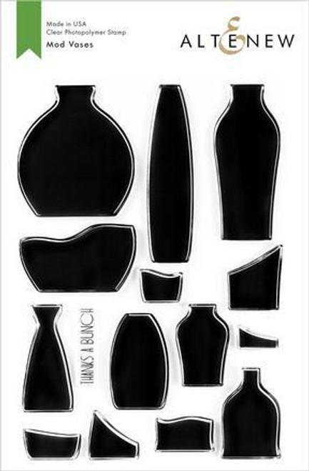 Altenew Mod Vases Stamp Set