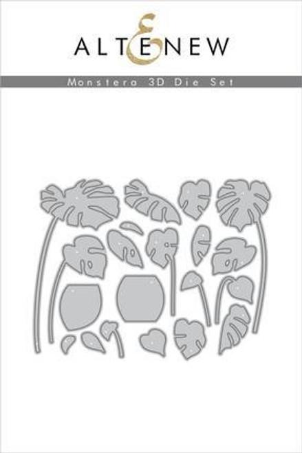 Altenew Monstera 3D Die Set
