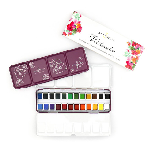 Altenew Artist Watercolors 24 pan set