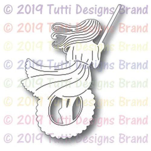 Tutti Designs die Swinging on Tire