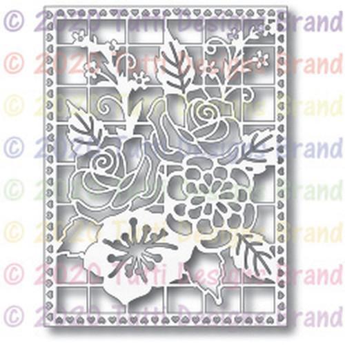 Tutti Designs Multi Floral Background