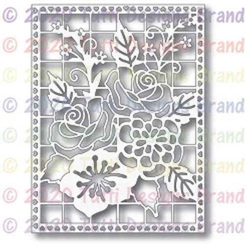 Tutti Designs die Multi Floral Background