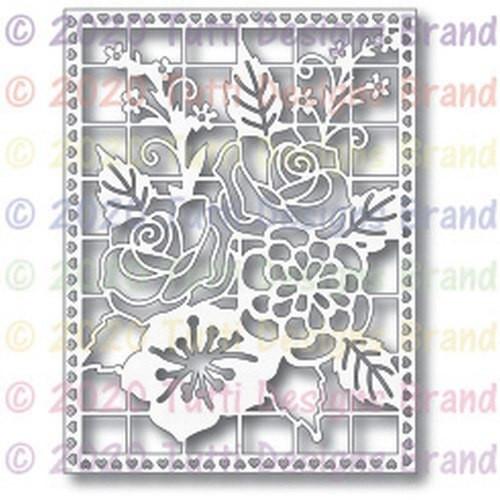 Tutti Designs die Multi Floral Background