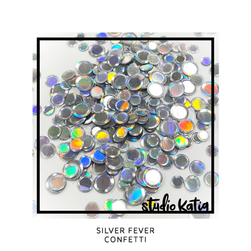 Studio Katia Silver Fever Confetti
