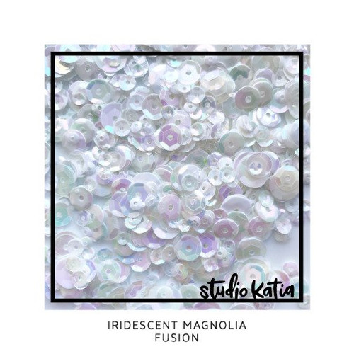 Studio Katia Sequin Iridescent Magnolia