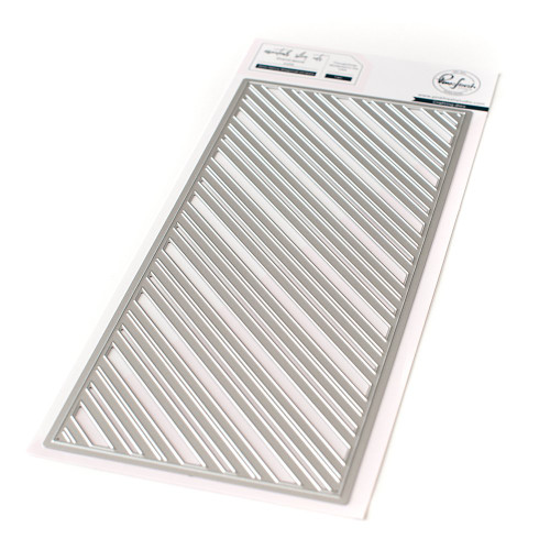 Pinkfresh Slim Fancy Diagonal Stripes