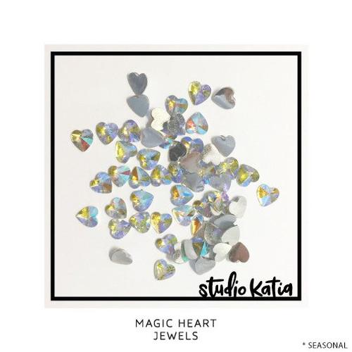 Studio Katia Magic Heart crystals