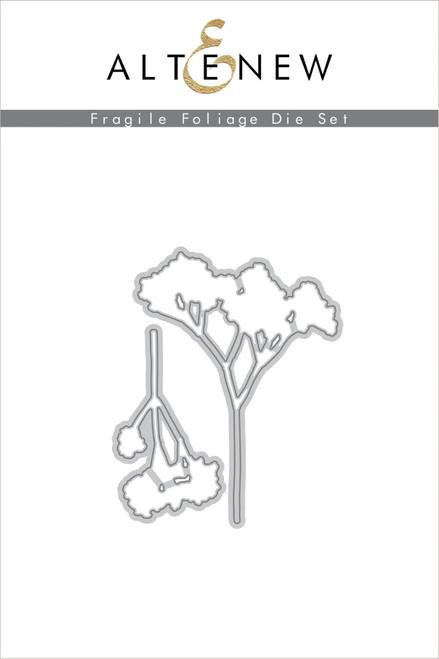 Altenew Fragile Foliage die set