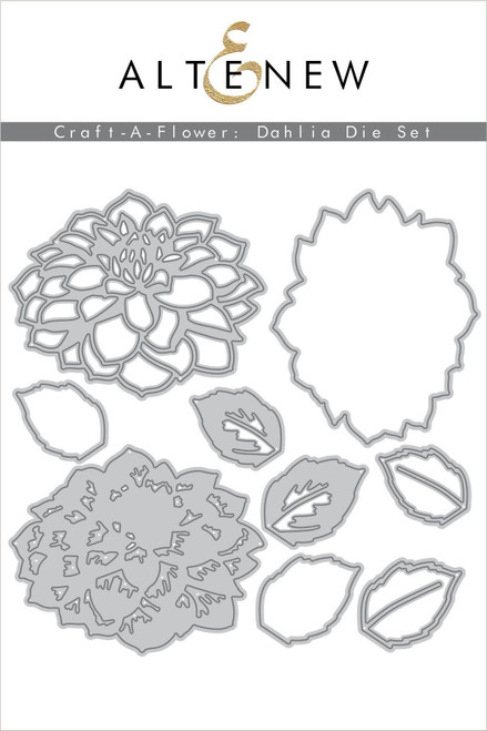 Altenew Craft a Flower Dahlia