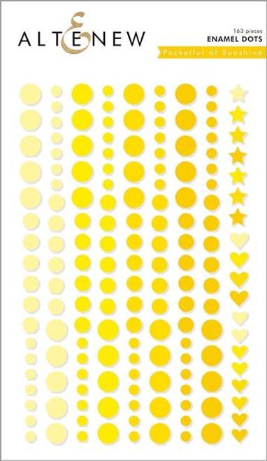 Altenew Enamel Dots Pocketful of Sunshine