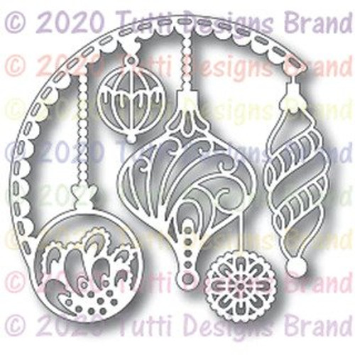 Tutti Designs ornament Circle die