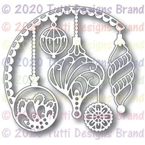 Tutti Designs ornament Circle die