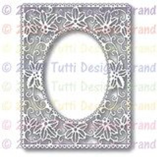 Tutti Designs Holly Frame die