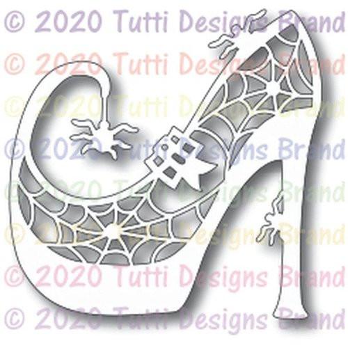 Tutti Designs Spooky Shoe die
