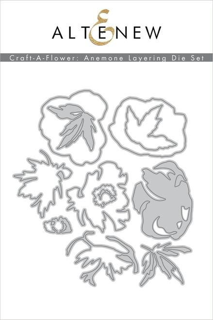 Altenew Craft a Flower Anemone Layering die Set