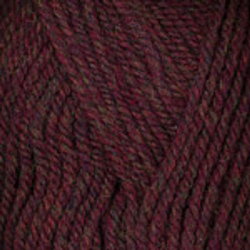 Encore Worsted 0686 Wine Heather