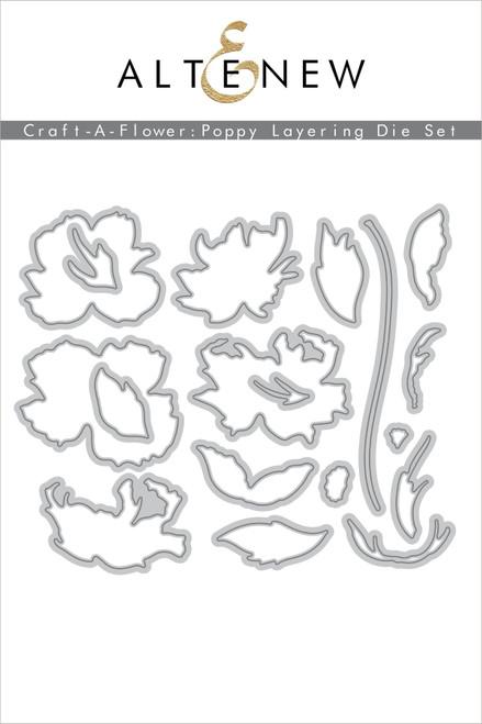 Altenew Craft A Flower Poppy