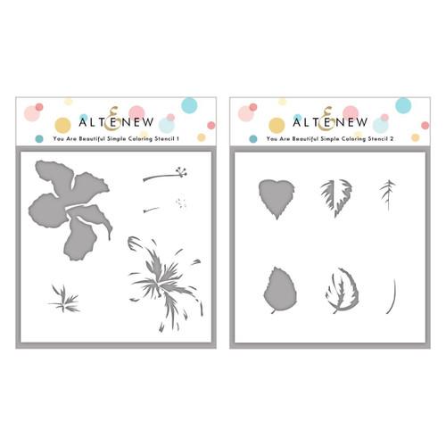 Altenew You Are Beautiful Simple Coloring Sencil Set