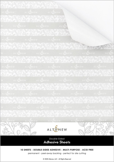 Altenew Double Sided Adhesive Sheets 10 pack