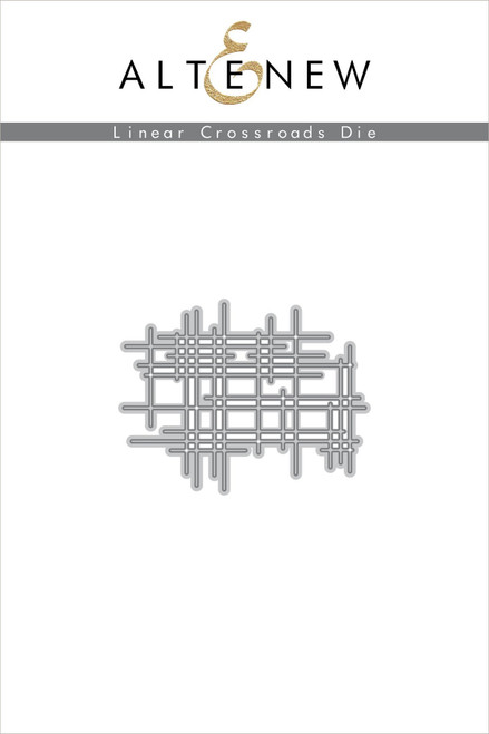 Altenew Linear Crossroads Die