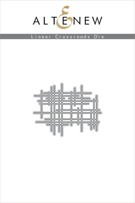 Altenew Linear Crossroads Die