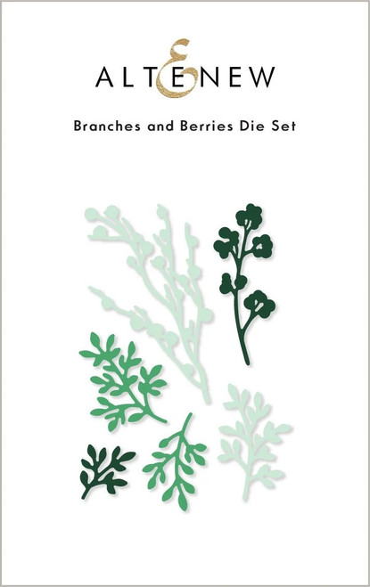 Altenew Branches and Berries Die Set