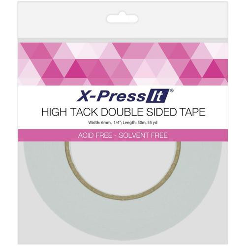 X-Press It Double Sided Tape 1/4""