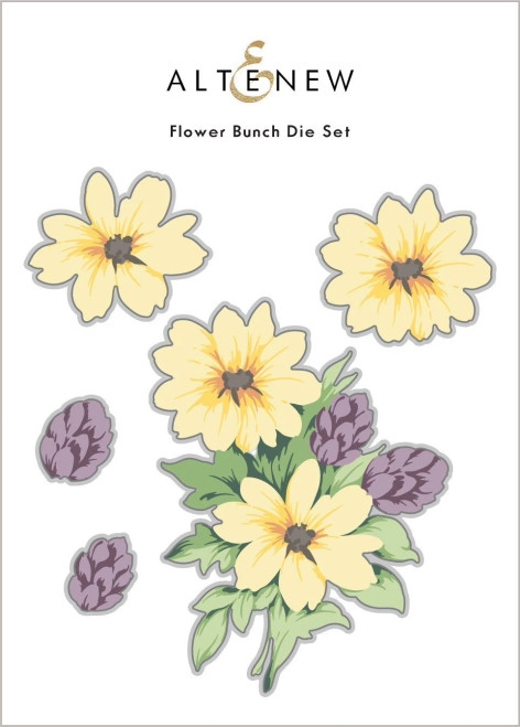 Altenew Flower Bunch Die set